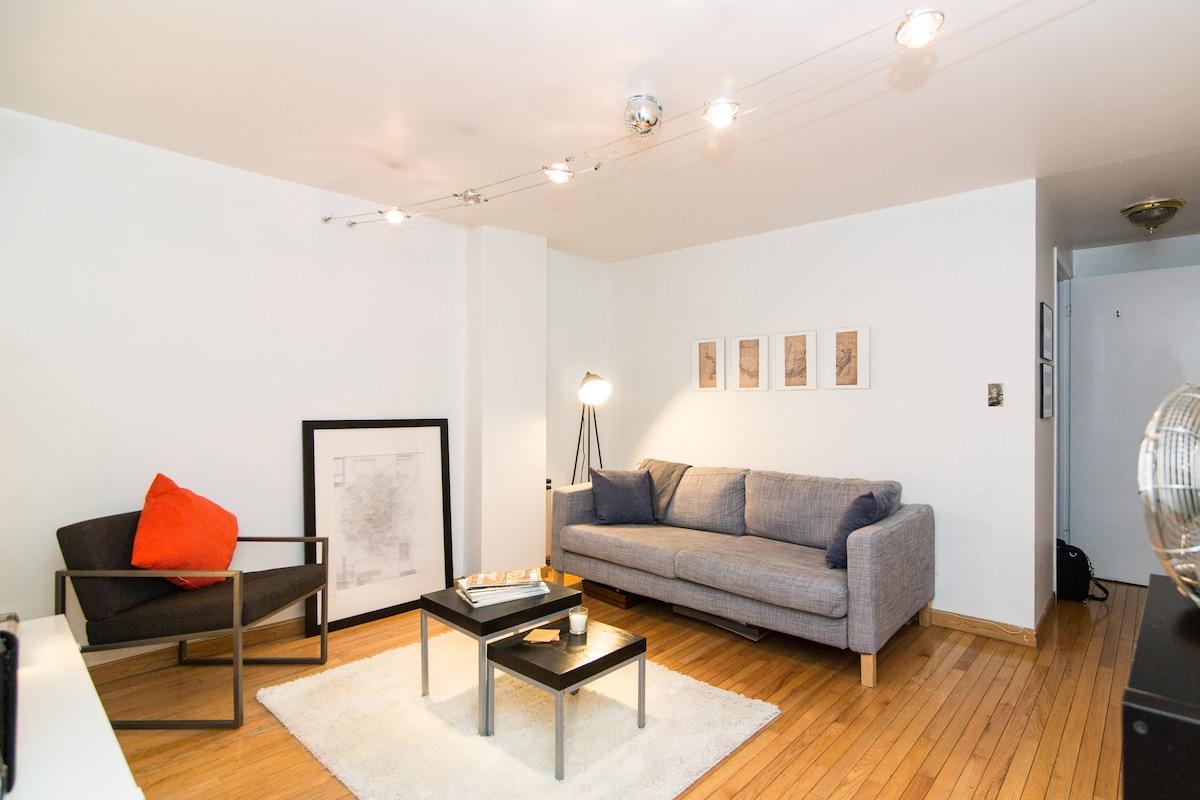 Brooklyn Garden Apartment!