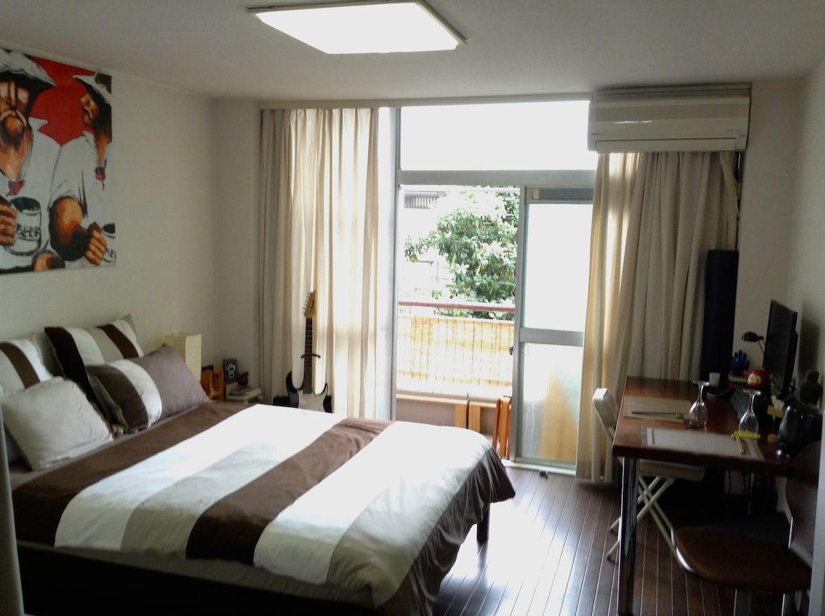 Welcome to #203 - Clean, quiet and sunny flat + nice Balcony space …LOTS of pics…