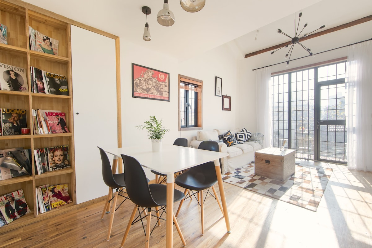 3 bedroom French Concession市中心