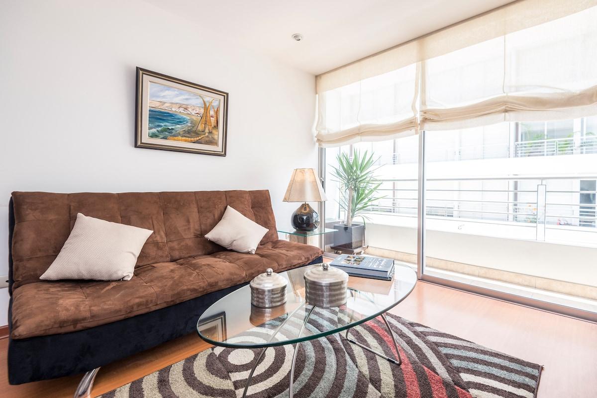 Cozy Apartment in Barranco
