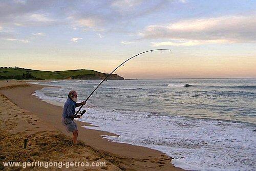 Maroubra Beach Fishing Beach Fishing Anytime of