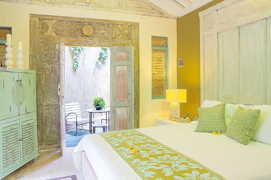Shinta room at Palmae villas