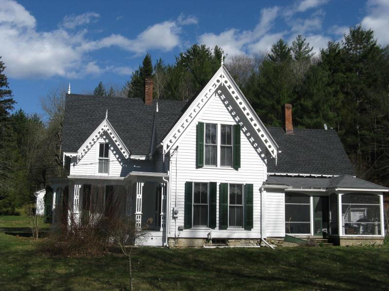 Victorian Cottage in the Berkshires