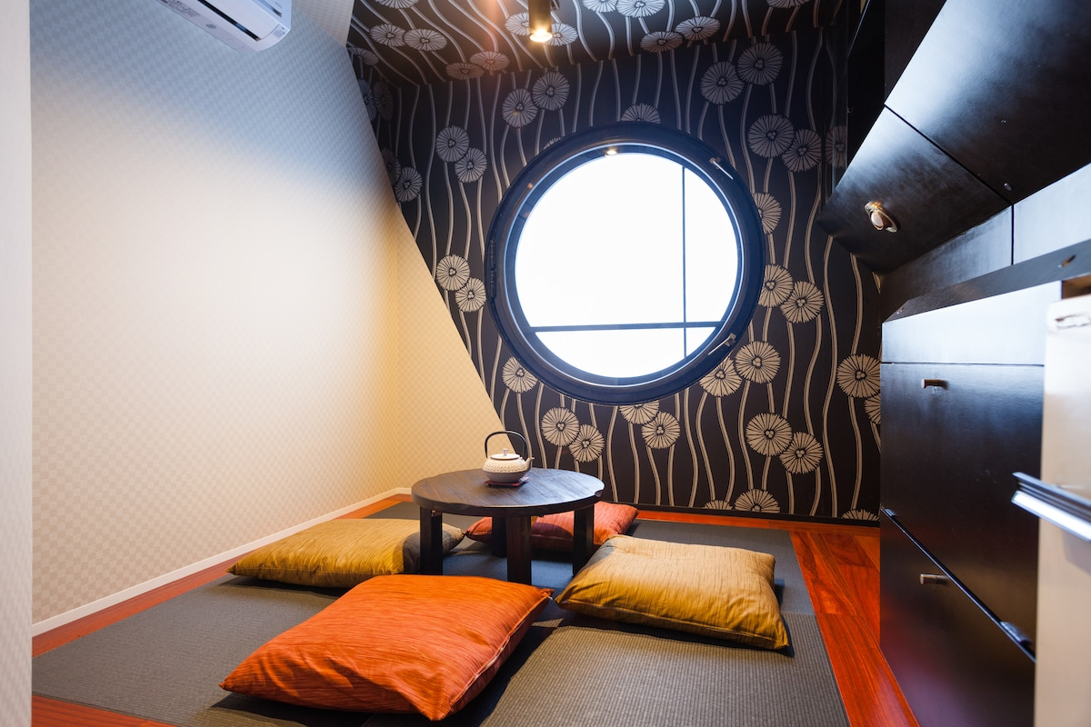 Ginza Histrical Capsule Room