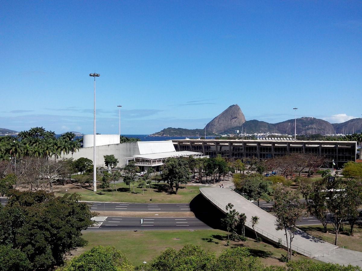 CURTA A MELHOR PAISAGEM DO RIO