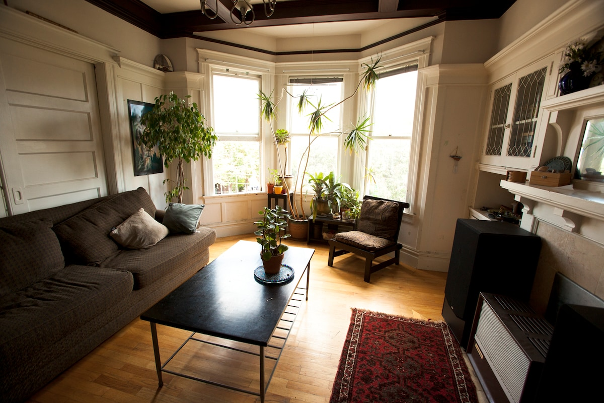 Cozy 2.5BD apt in heart of Mission