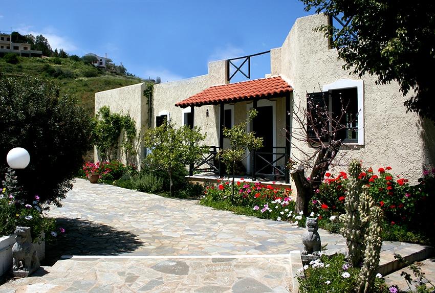 Villa Radamanthis-Ferienappartement