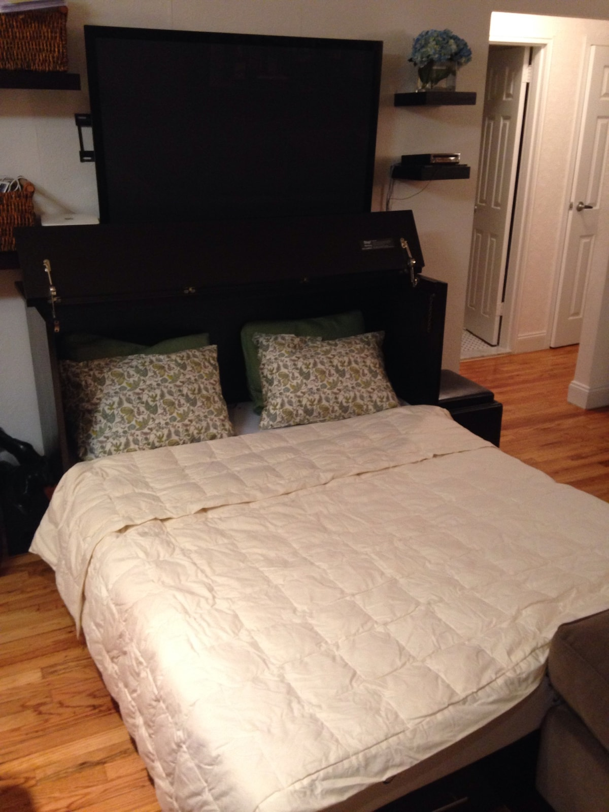 Comfy Bed in Brooklyn
