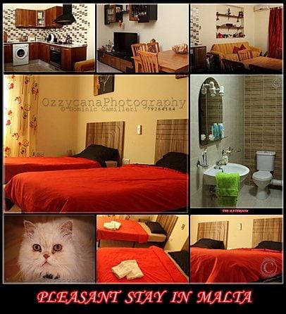 For a pleasant stay in Malta