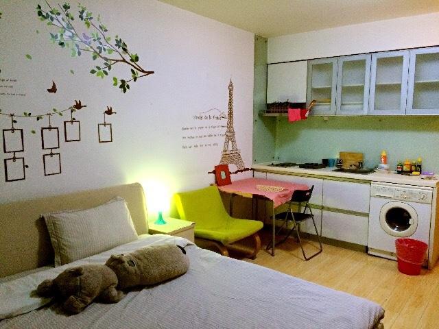 Hotel-styled studio 1min to sbw