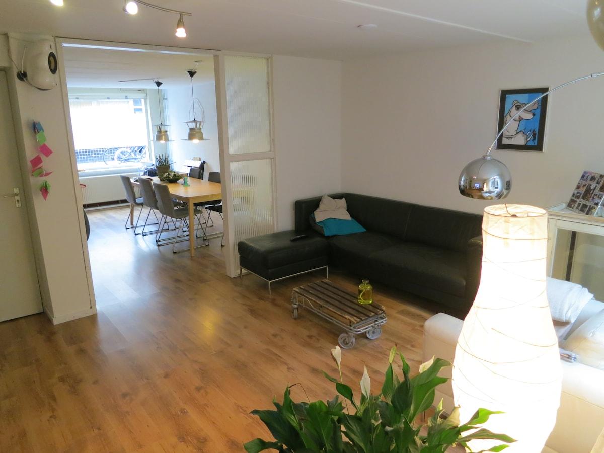 Great apartment in centre Leiden