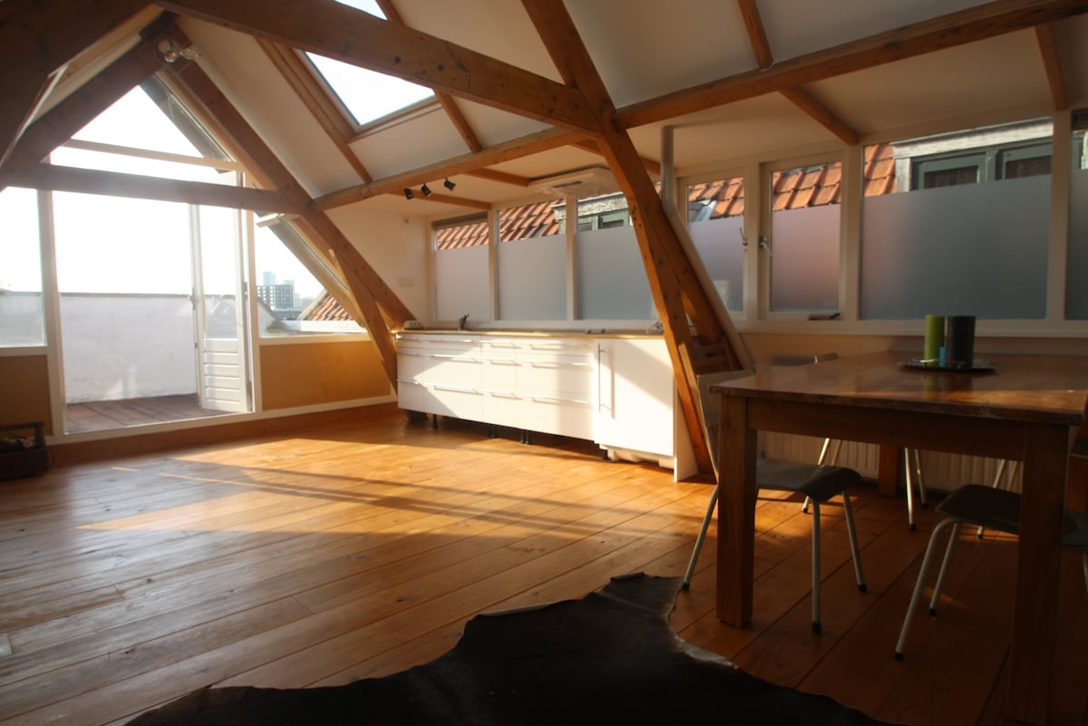 A Loft with a View