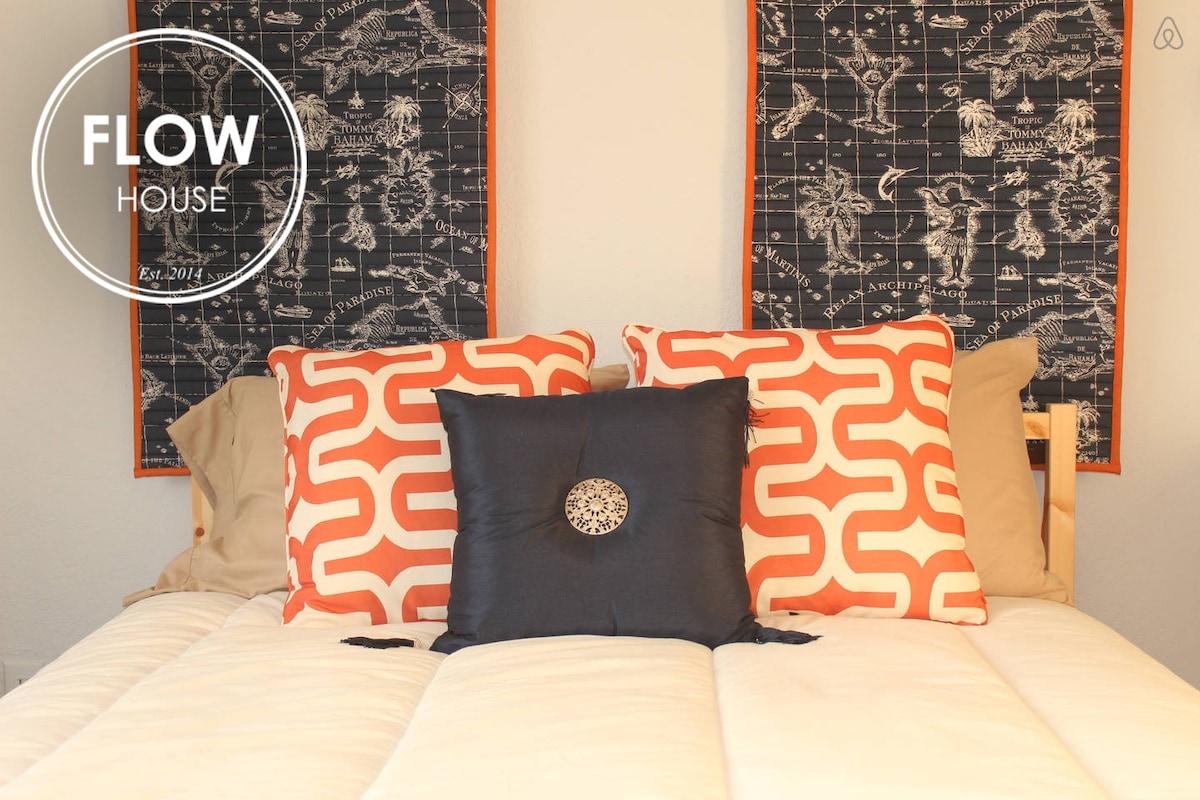 FLOW HOUSE: Bahama Room