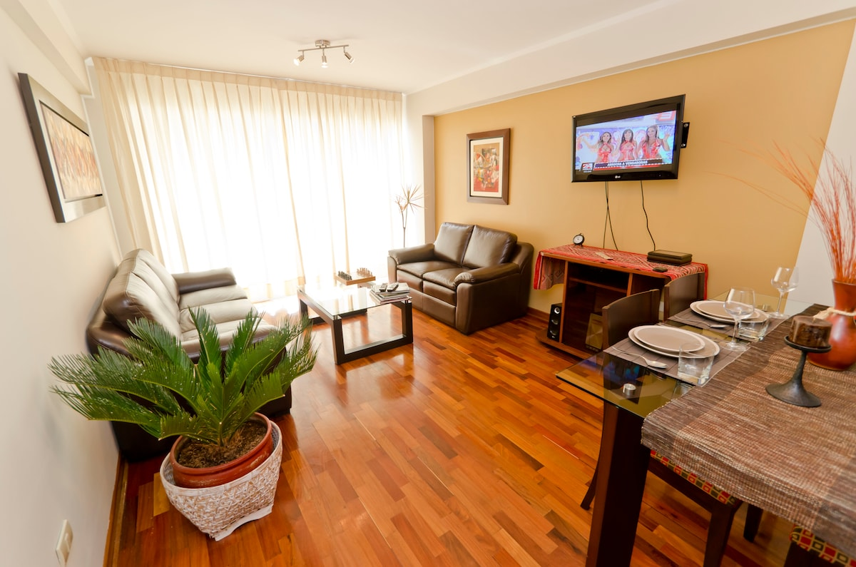 Beautifully Furnished 3BD Apartment