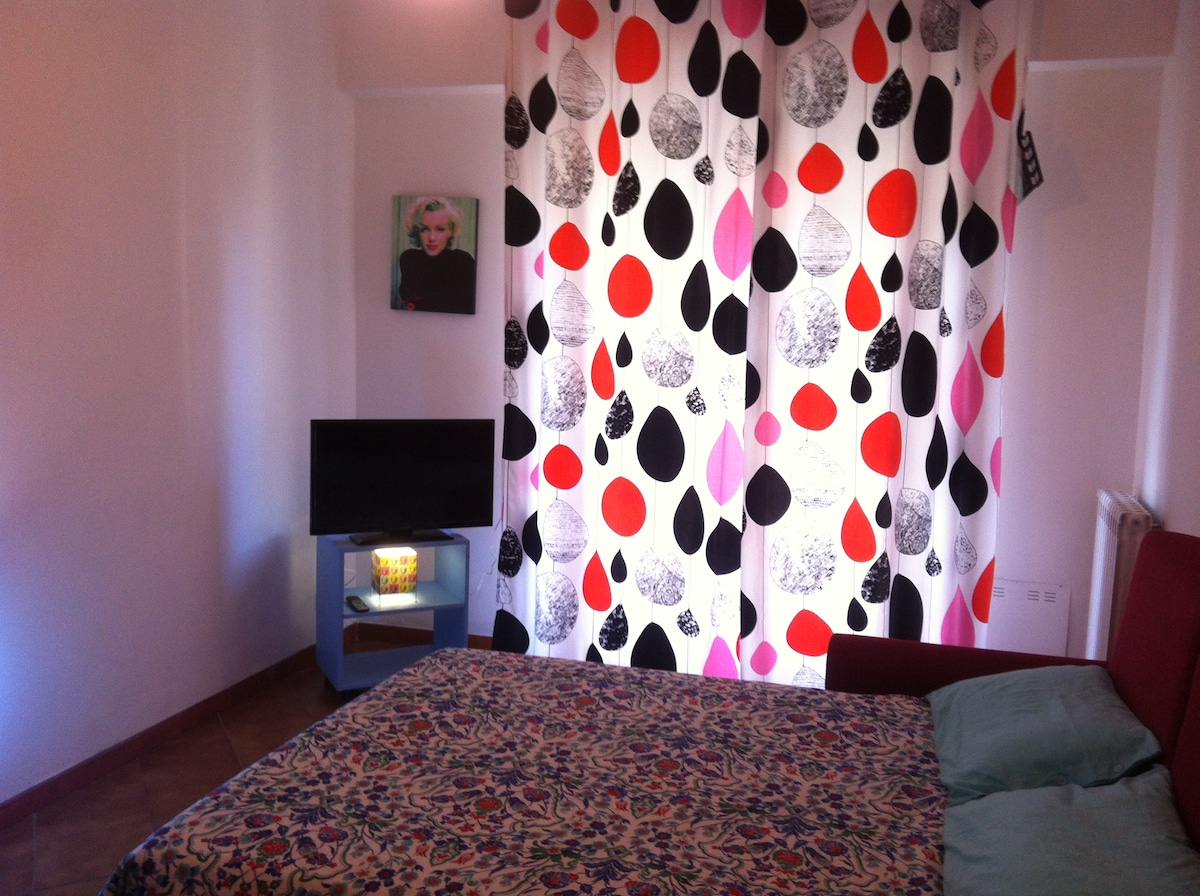 Cozy flat 15 minutes to Rome center