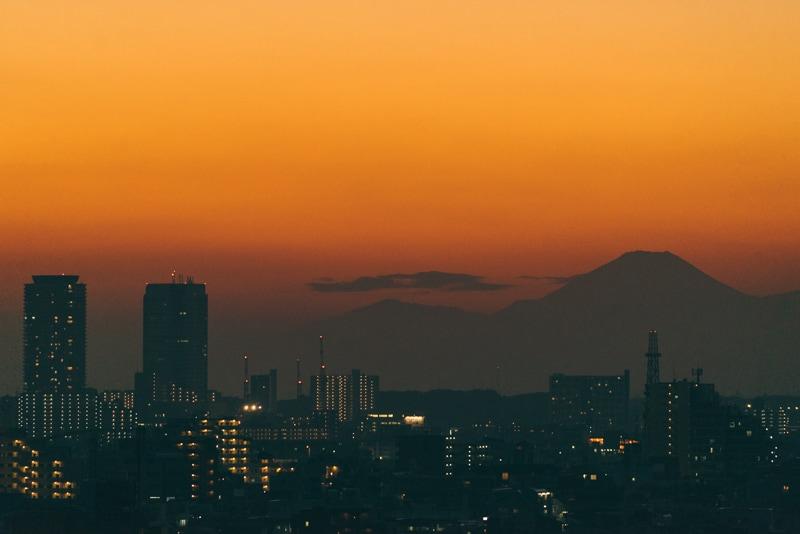 Mt Fuji view - mySuites@Tokyo #1204