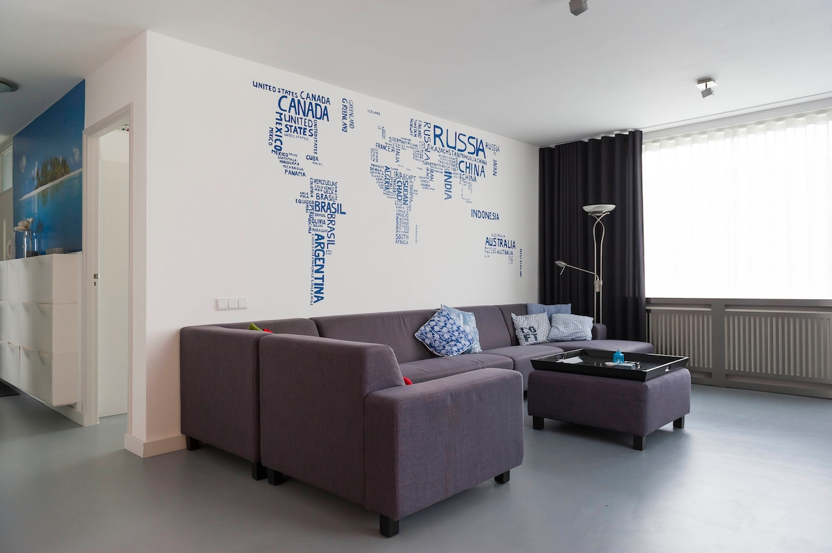 6 pers. apartment in Eindhoven