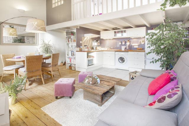 Cosy flat in Bordeaux city center