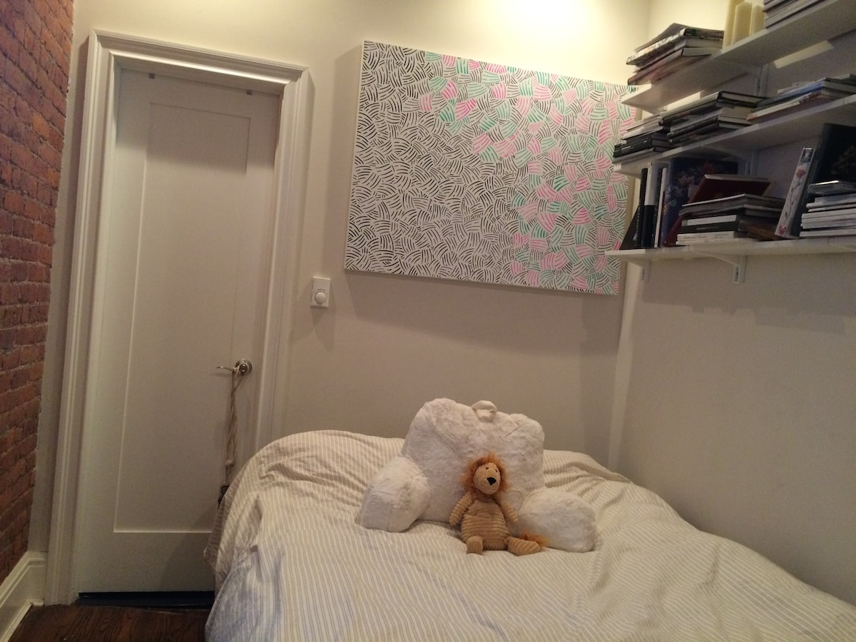 your perfect room in Tribeca/Soho