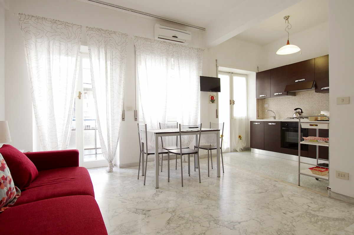 Apartment and holiday in Roma Lido