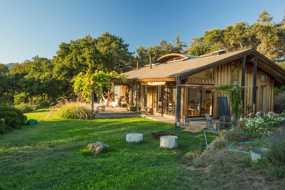 Big Sur Ecomodern Farmstead