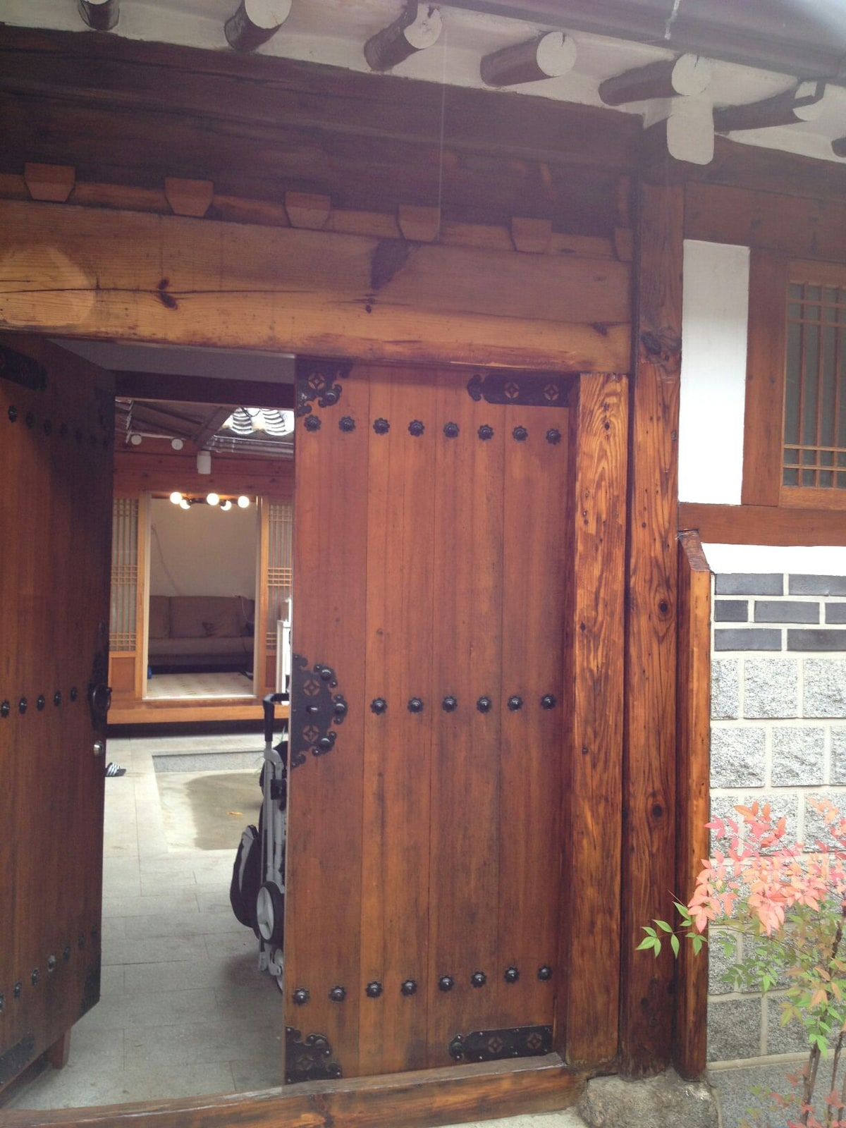 Traditional house@ hanok village#1