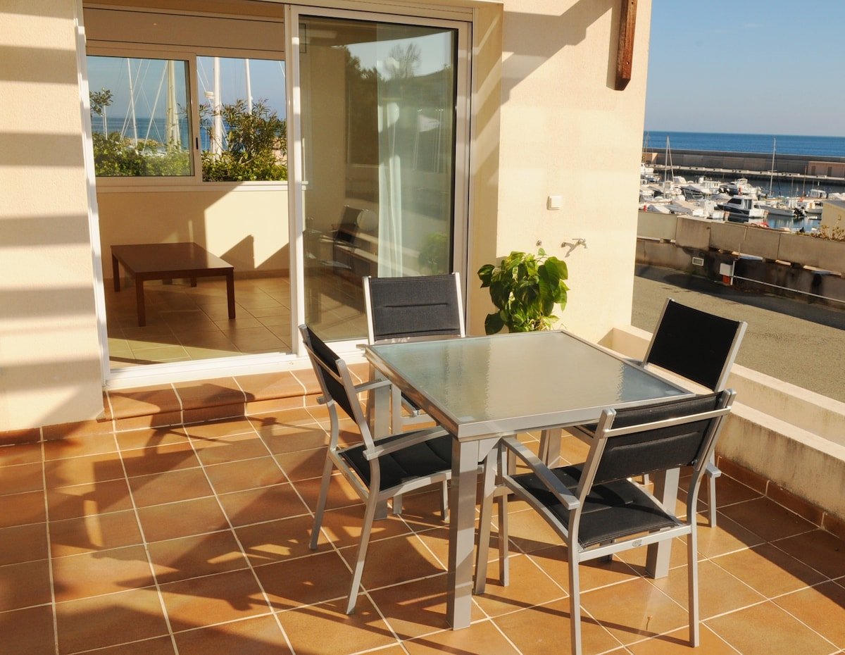 Apartment 1st line Costa Dorada 39
