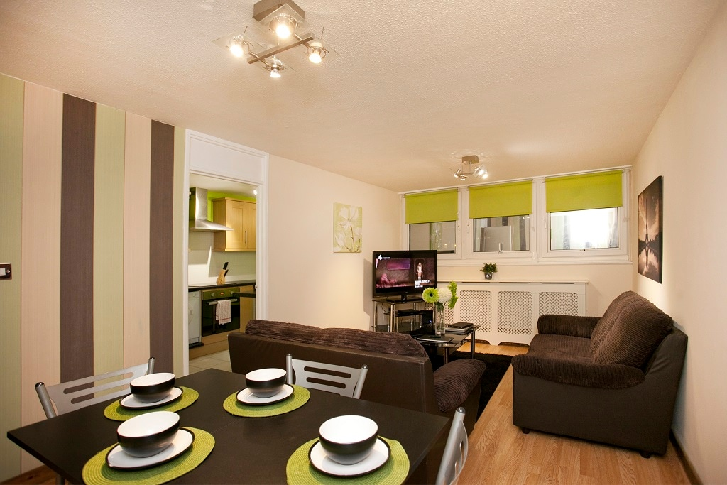 4 Bed Apartment by Hilton Hotel