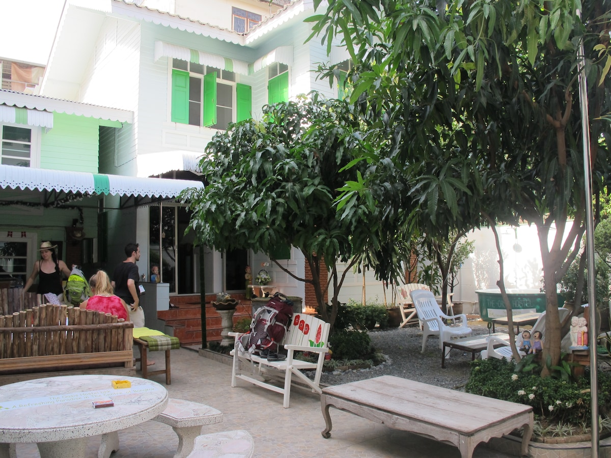 Dorms at The Oasis Hostel