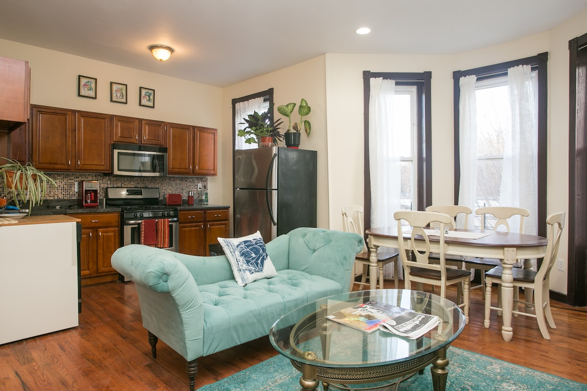 Beautiful Bushwick - 3BR Apartment