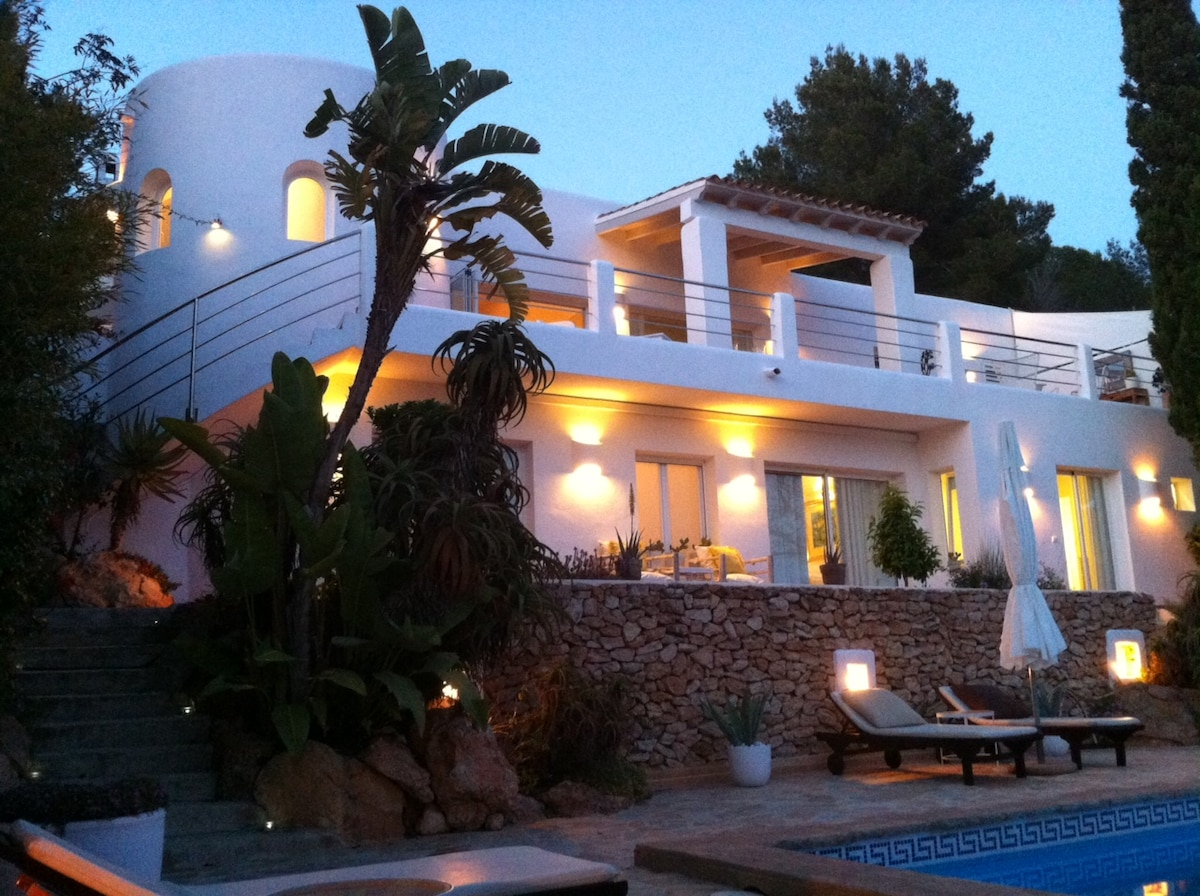 Luxury 3bed/3bath Villa Ibiza