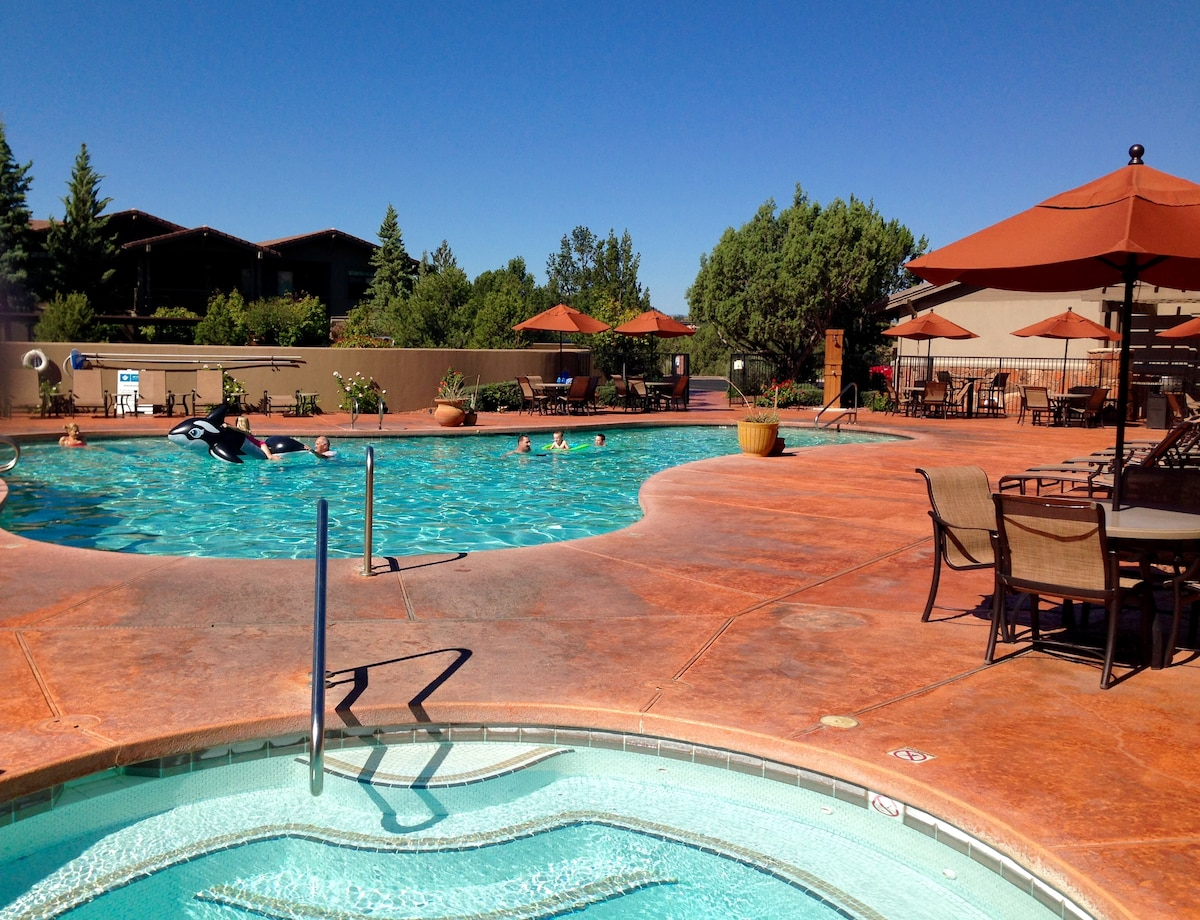 Wyndham Sedona 1 Bedroom Suite
