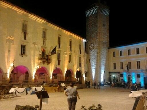 Palazzo storico ristrutturato