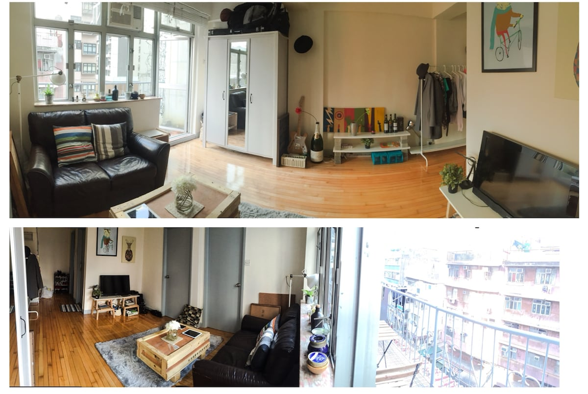 Sheung Wan Private rm. Close to MTR