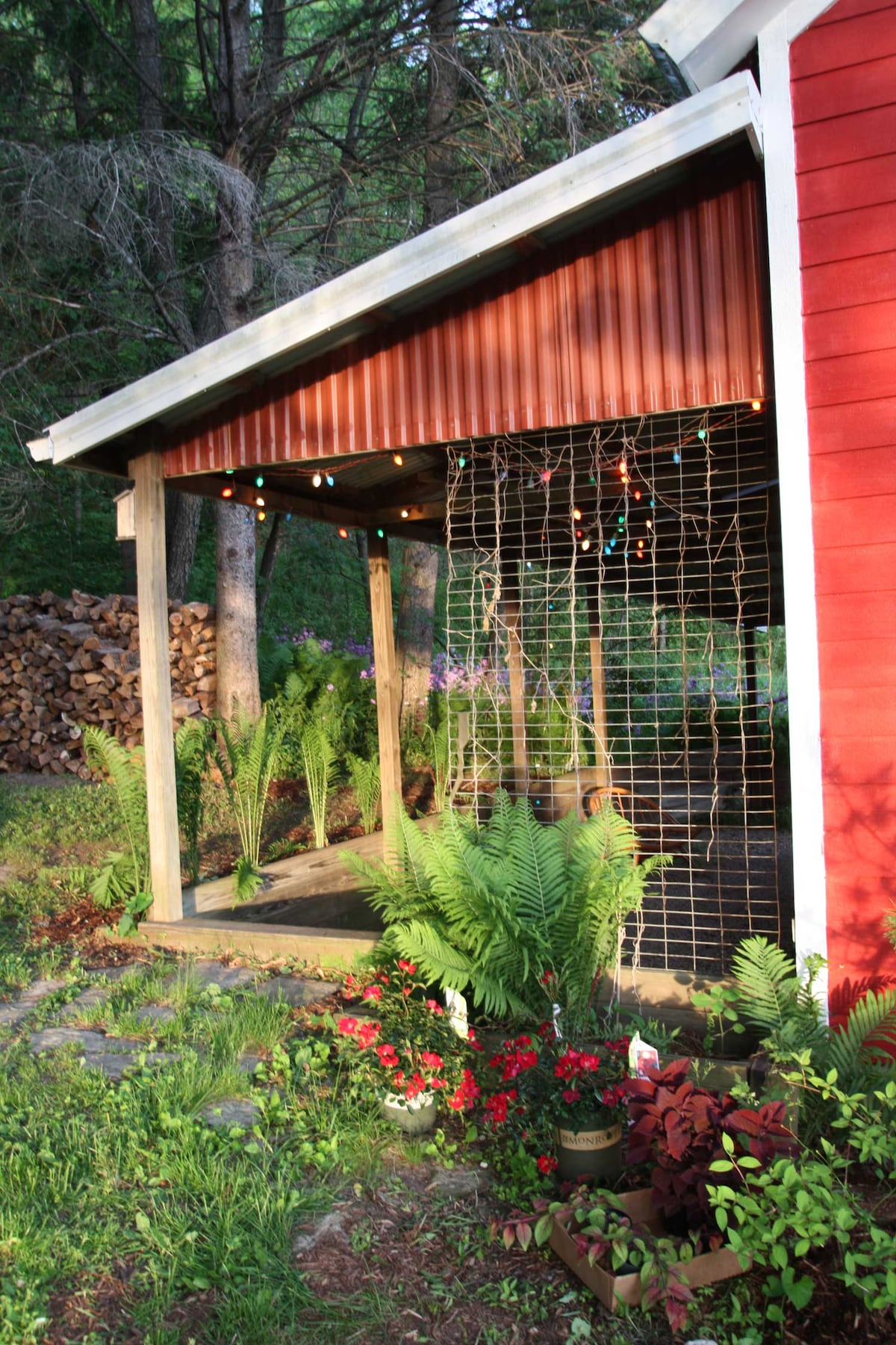 Red Clover Cabin in The Driftless