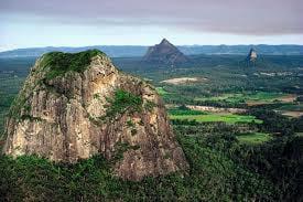 Glasshouse Mountains Sunshine Coast