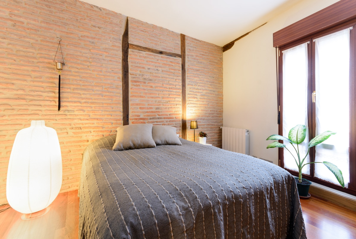 Double bedroom + wifi