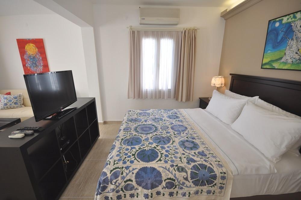 Flat room for 2 in Yalıkavak