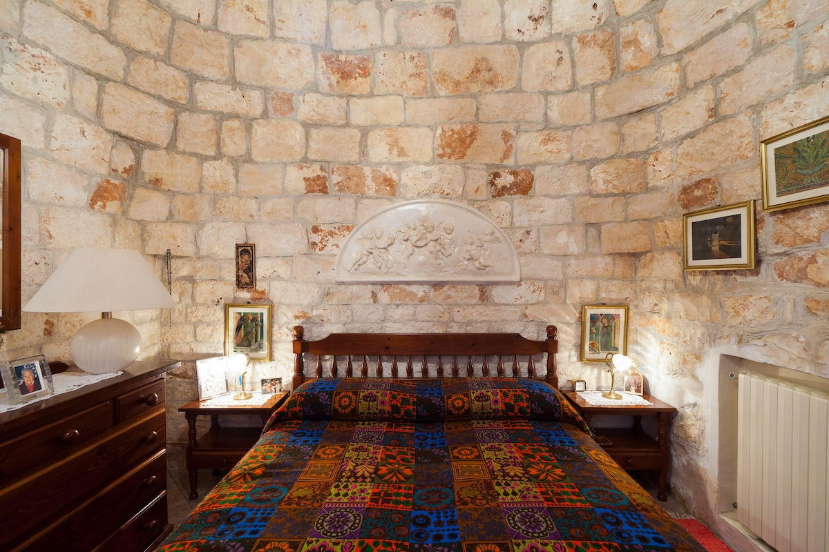 La camera matrimoniale - The master bedroom