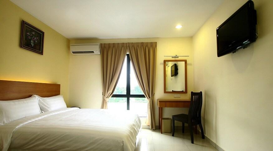 My Hotel @ sentral, KL Sentral