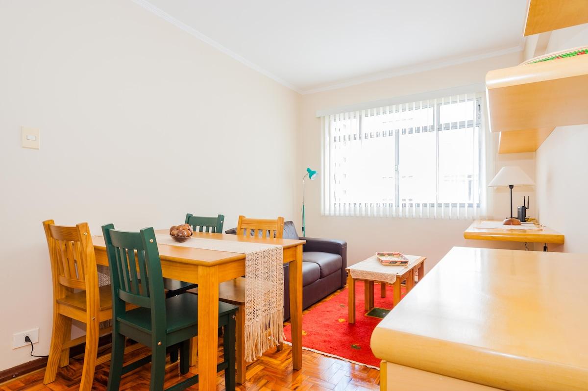 Cozy Apartment near Av. Paulista/SP