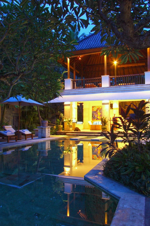 Clean & Tranquil Balinese  Villa