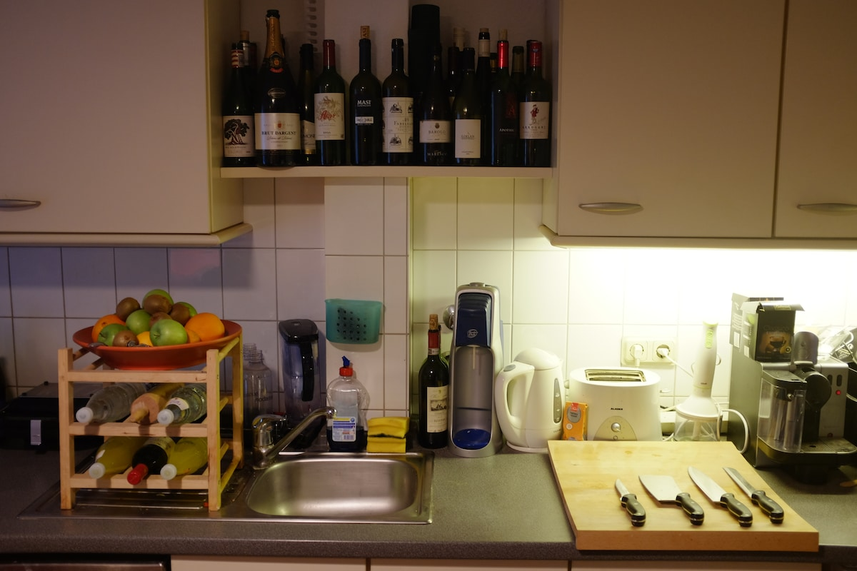 The Huge Kitchen =)