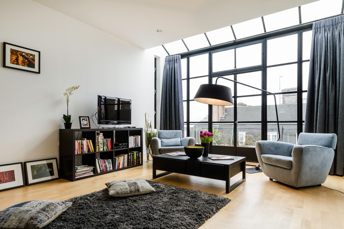 Amazing Penthouse in Camden Town