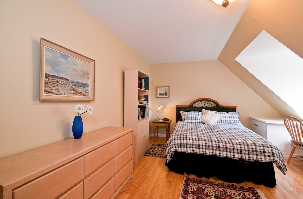 3 private bedrooms in Richmond
