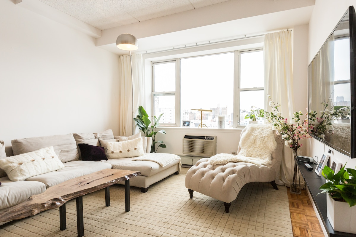 LARGE BEAUTIFUL 1 BDR Nolita/Noho