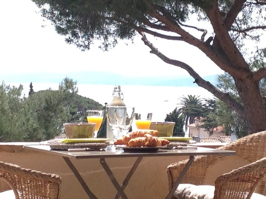 Apt. See view - French Riviera