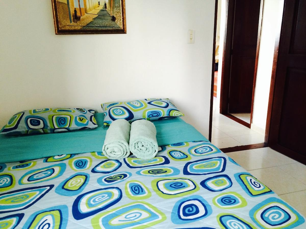 Comfortable Cartagena