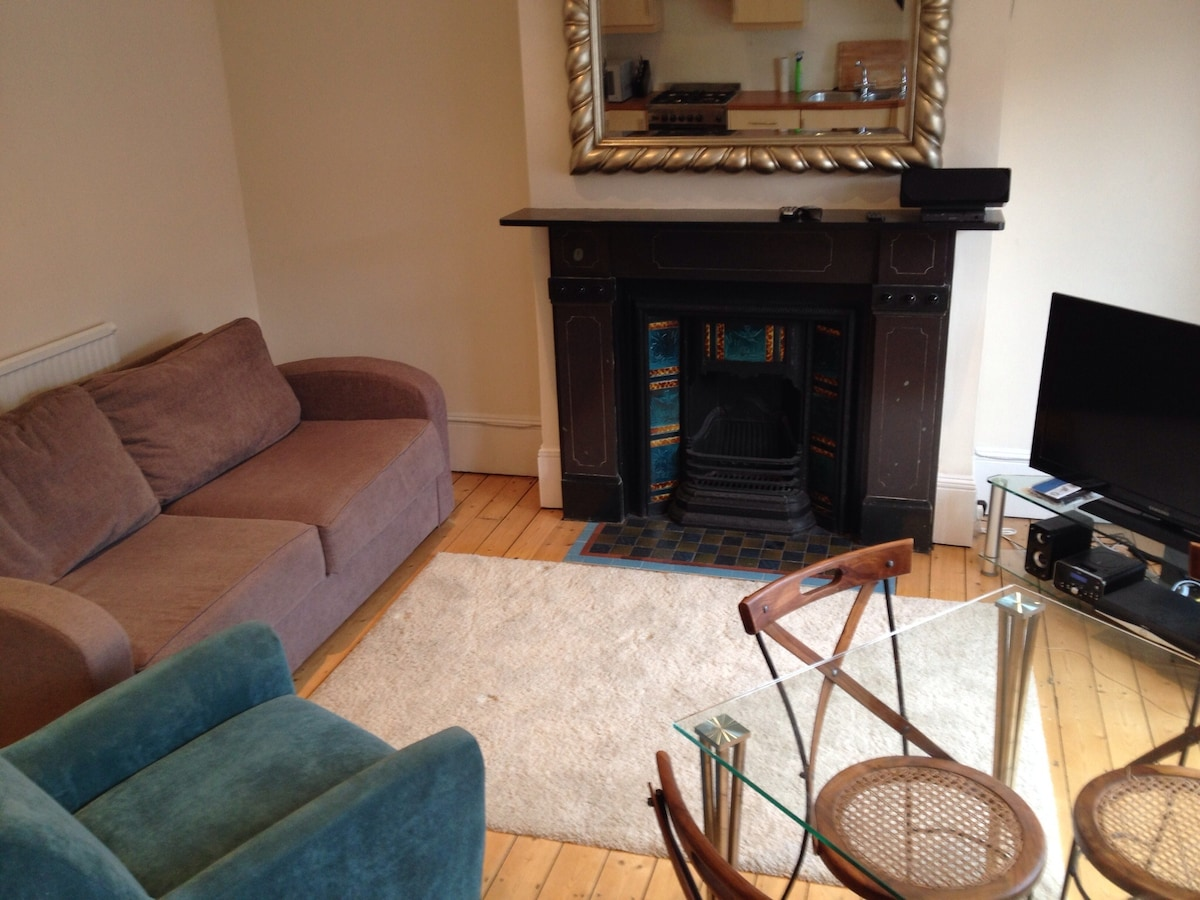 Charming 2 bedroom flat in Fulham