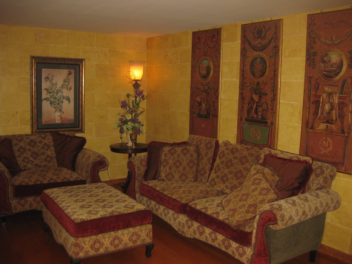 Private Room, Use of Whole House